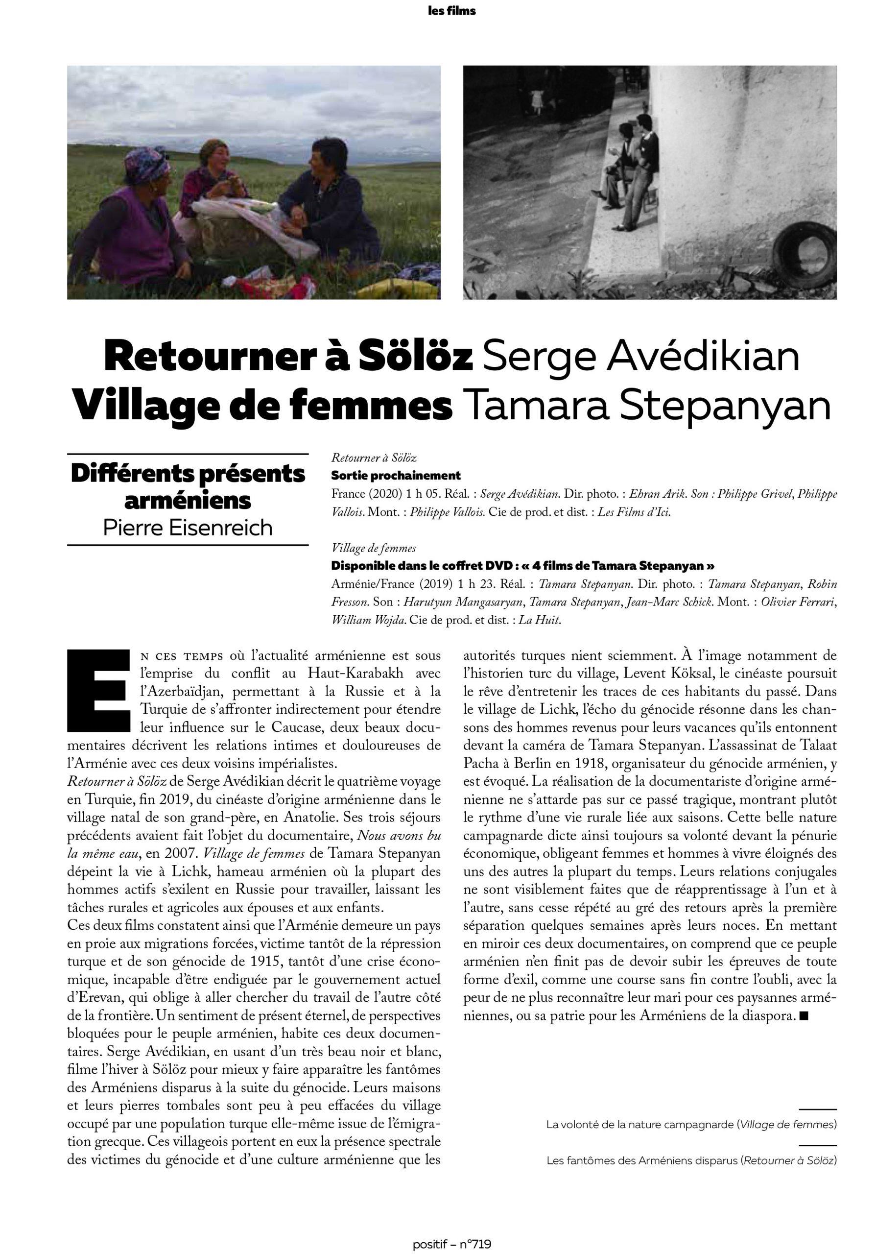 RETOURNER à SÖLÖZ